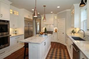 narrow kitchen island 50 gorgeous kitchen designs with islands designing idea