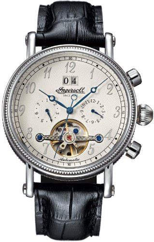 Uhren Test Ingersoll Richmond EleganteHerrenuhr Offene