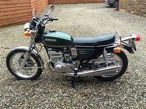 Restored Suzuki Gt550