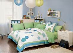 Girls Bedroom Ideas Blue And Green by Teen Room For Girls