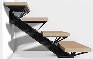 Escalier Metal Prix : escalier m tal escalier tendance ~ Edinachiropracticcenter.com Idées de Décoration
