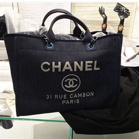 chanel deauville bag  cruise  collection bragmybag