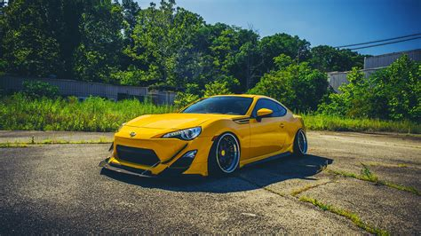 Scion Frs Stance Wallpaper