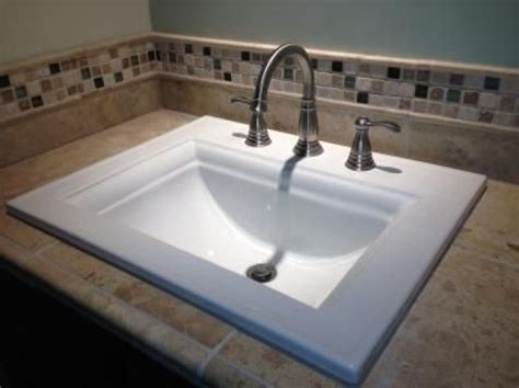 drop in bathroom sinks rectangular rectangular drop in bathroom sink designed for your house