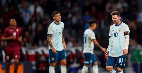 ¡con Todo Y Messi! Los Goles Con Los Que Venezuela Se