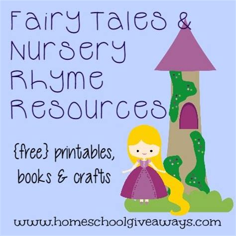 fairy tale crafts for preschool tales amp nursery rhymes freebies amp resources 751