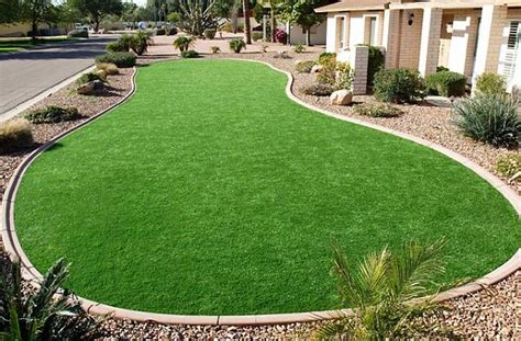 Setting Up An Artificial Lawn Yard