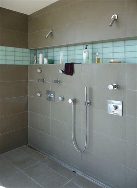 Tiling A Bathtub Enclosure by Shower Niche Shelf Silver Spray