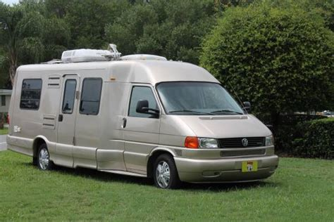 Used Rvs 1999 Vw Rialta 22 Hd For Sale For Sale By Owner