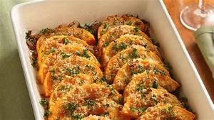 Parmesan-Butternut Squash Gratin Recipe - BettyCrocker com