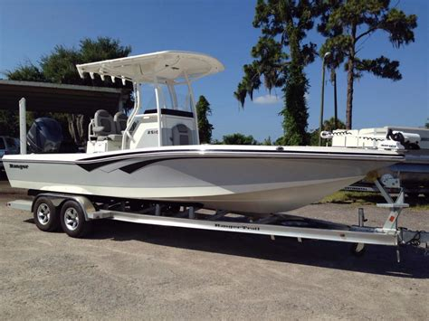 New Bay Boats For Sale Florida by 2015 New Ranger 2510 Bay Boat For Sale Ta Fl