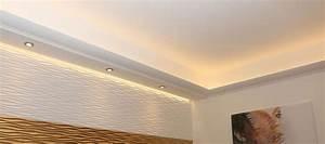 Indirekte Beleuchtung Wand : indirekte beleuchtung und fassadengestaltung ihr experte bendu ~ Sanjose-hotels-ca.com Haus und Dekorationen