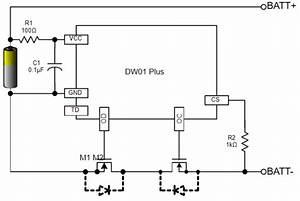 Diy Power Bank Circuit Diagram
