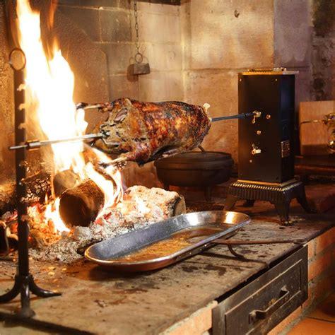cuisiner l oie l 39 oie rôtie à la broche par b tenailleau et j c algans