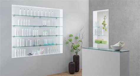 Regal Glas by Glasregale Shop Wohnen Office Laden Regalraum