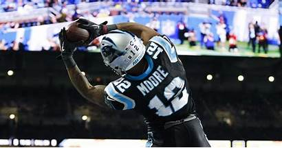 Moore Panthers Receiver Dj Nfl Carolina Wide
