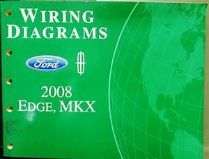 2008 Ford Lincoln Dealer Electrical Wiring Diagram Service