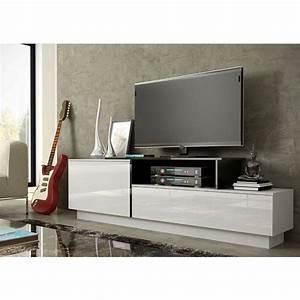 Meuble Tv 180 Cm : meuble tv sigma s jour meuble tv ~ Teatrodelosmanantiales.com Idées de Décoration