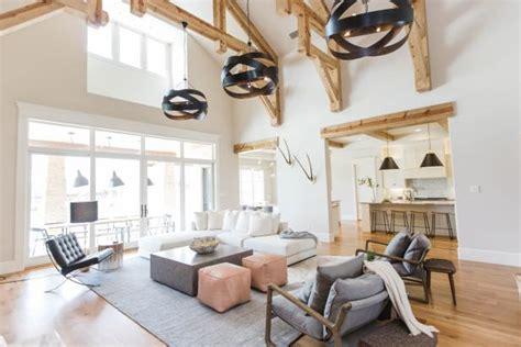 white scandinavian style living room  master bedroom