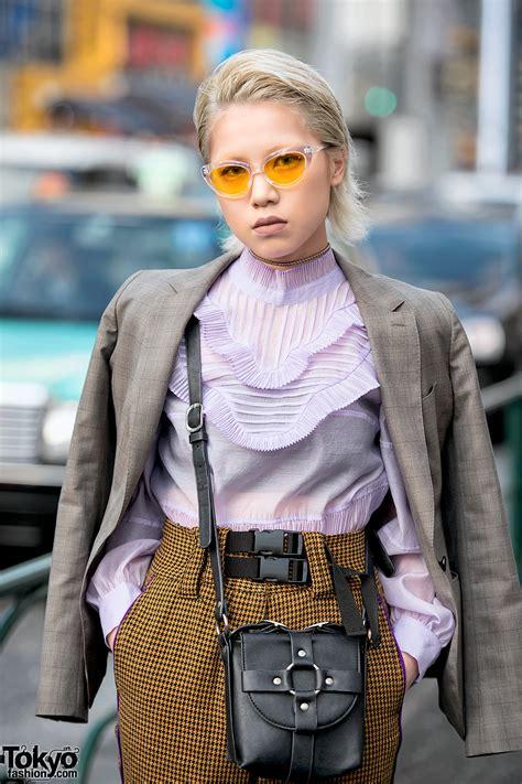 Japanese Streetwear Style w/ Growing Pains & Jacket Draped ...