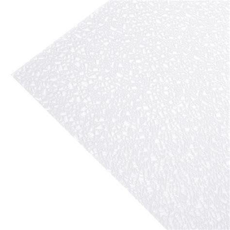 ceiling light panels lowes shop plaskolite 10 pack 15 sq ft cracked ice ceiling light