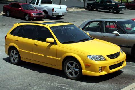 Mazda Protege 5 United States