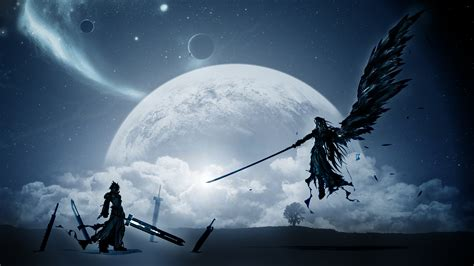 final fantasy vii hd wallpapers backgrounds
