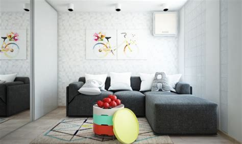 bright and compact 1 bedroom apartment for young family