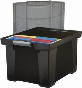 file box shop for office storage solutions canada With stackable file tote box letter legal size
