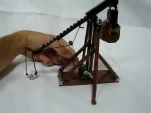 LEGO Trebuchet Catapult