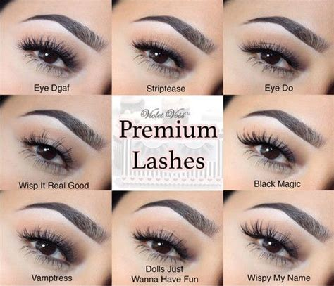 Best  Violet Voss Lashes Ideas On Pinterest Mink Lashes Near Me What Are Mink Lashes And