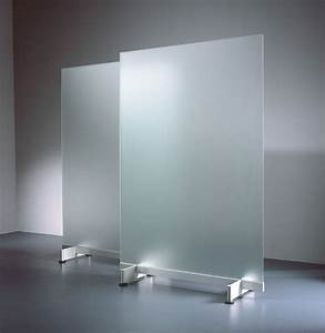 Frosted Glass Innovative Room Divider - Ambience Doré