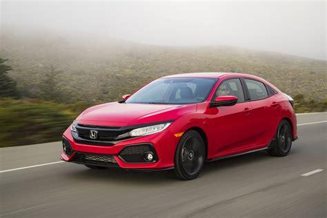 2017 Honda Civic Hatchback Overview