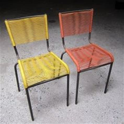 Chaise Fil Scoubidou by 1000 Images About Mes Chaises On Pinterest Scoubidou