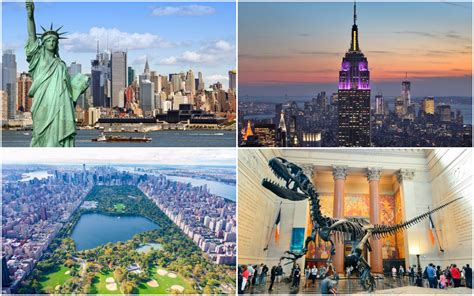 Top 10 Most Popular New York City Attractions