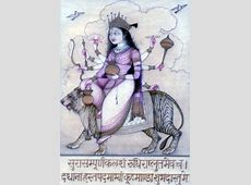 4th Form Navadurga Mata Kushmanda Mantra in Hindi