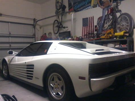 Rare & Highly Collectible Miami Vice Style 1991 Ferrari ...