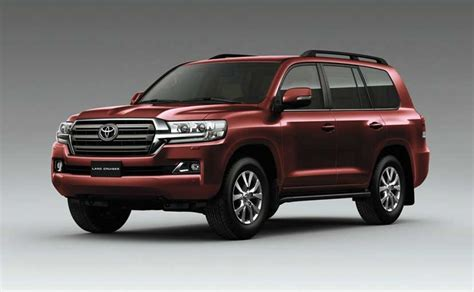 toyota motors india new toyota land cruiser 200 launched in india priced at