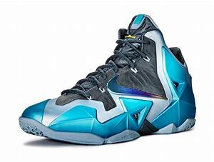 """Nike LeBron 11 """"Gamma Blue"""" - Officially Unveiled ..."""