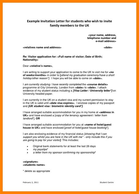 What Does An Indian Student Visa Sponsorship Letter Look Like
