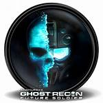 Recon Ghost Future Soldier Icon Icons Games