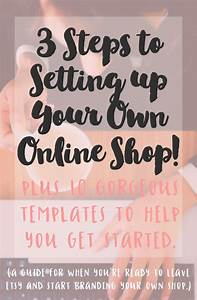 Setting Up Your Own Online Shop  10 Beautiful Website