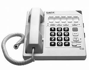 Telephone W1000 Manuals