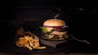 Burger Fries French Wallpapers