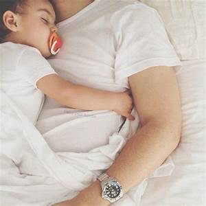 .babies sleeping on you.. this is what I miss the most ...