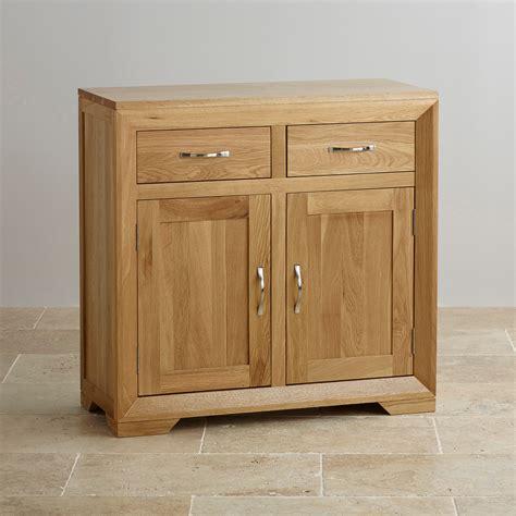 Small Sideboard by Bevel Small Sideboard In Solid Oak Oak Furniture