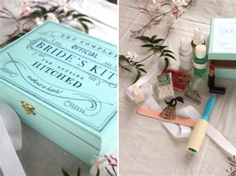 How To Create The Ultimate Wedding Day Emergency Kit