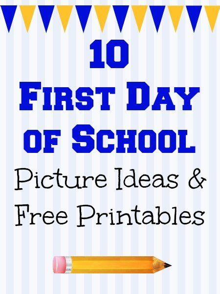 day of school sign template day of school printable template day of school template sign printable 5 tips for