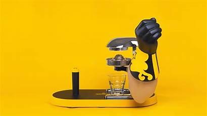 Kitchen Orange Tools Innovative Arm Playful Cosplay
