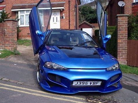 Modified Custom Honda Civic